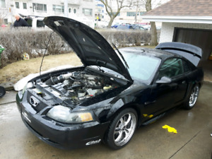 Ford Mustang Gt 2003  10.500$