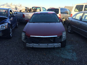 2004 Cadillac CTS for PART OUT!