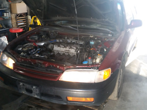 95 Honda Accord EX-R Parts Car