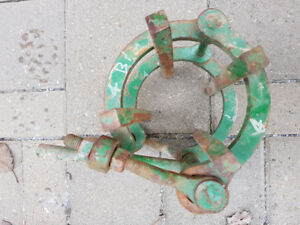 """4"""" Bar Type Welding Line Up Clamps  (Other Sizes Available)"""