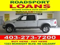 2002 FORD F150 4X4 2 YR WARR AVAIL $500 DN BAD CRED OK APPLY NOW Calgary Alberta Preview