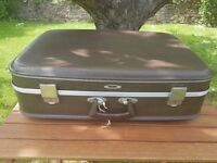Vintage Foxcroft by Antler suitcase