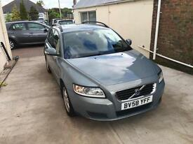 Volvo V50 1.8 s 16v estate 08/58