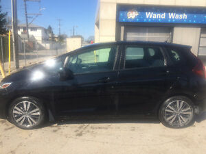 2015 Honda Fit Hatchback