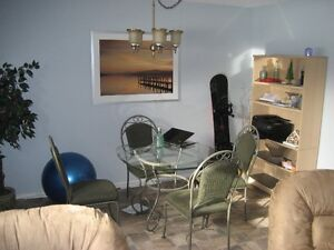 Clean Furnished room/suite availble now