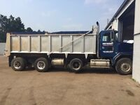 Dump truck driver needed for IMMEDIATE hire
