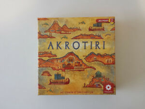 Boardgame - Akrotiri (French)