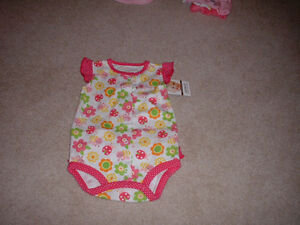 Carter's Onsie with Fringed Back for 6 month old