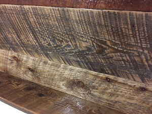 Reclaimed Wood from Annapolis Valley Barns, Nova Scotia