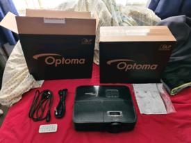Optoma H184x DLP 3D Projector