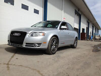 2006 Audi A4 cuir impecable!!! Berline