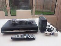 SKY+ HD BOX + WIFI ROUTER