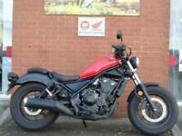 HONDA CMX 500 A-X NATIONWIDE DELIVERY