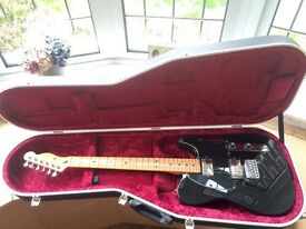 Fender Blacktop HH Telecaster (Hard Case, Stand & Lead Included!)