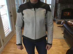 Alpinestars, Motorcycle, scooter, leather, jacket, women's,