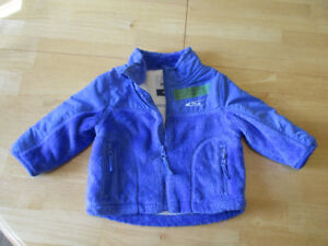 18 month Girl's Fall Jacket