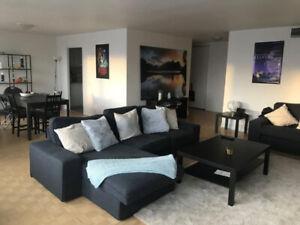 2 bedroom apartment near McGill and Concordia