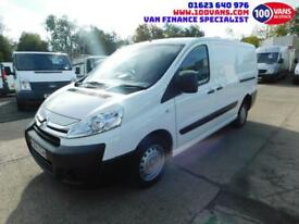 CITROEN DISPATCH 2.0HDi 1200 125 L2H1 ENTERPRISE AIR/CON SAT/NAV PARKING SENSORS