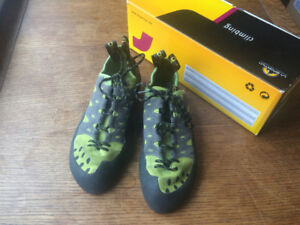 Climbing Shoes - Size 7.5 - Excellent Condition