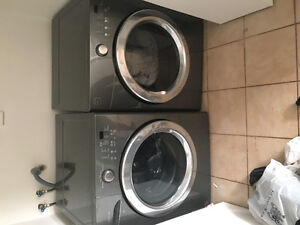 WASHER&DRYER FOR SALE/EVERYTHING MUST GO