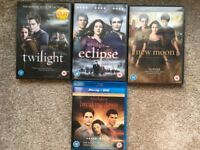 Twighlight DVD COLLECTION
