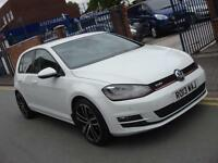 2013 13 PLATE Volkswagen Golf 1.4 TSI ( 140ps ) ( s/s ) GT 5dr in White