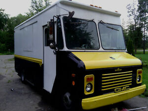FOOD TRUCK MOBILE CONCESSION VEHICLE FOR SALE!!! $10,000