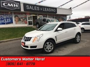 2010 Cadillac SRX Luxury   PAN ROOF LEATHER BOSE *CERTIFIED*