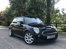 Mini 1.6 ( Chili ) Cooper S 2003 12 MONTHS MOT