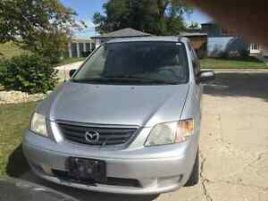 2001 MPV Safety 137k Extra Clean! A 7-8000$VanFor3450$MustSee!!!