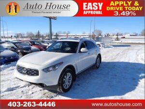 2010 Infiniti FX AWD LEATHER NAVI BCAM