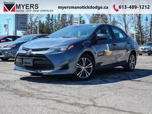 2019 Toyota Corolla LE  - Sun-roof -  Alloy Wheels - $137.53 B/W