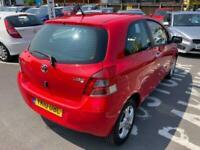 2010 Toyota Yaris 1.3L TR VVT-I 3d 99 BHP Hatchback Petrol Manual