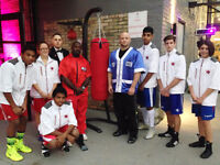 Looking for Volunteer Boxing Coaches