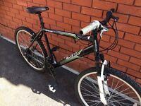 Apollo Slant 18 gear mounting bike £70