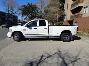 2007.5 Dodge Ram Laramie 3500 Dually 4X2 - $29900