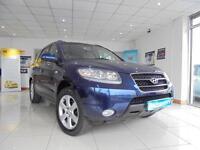 Hyundai Santa Fe 2.2 CRTD CDX 5 SEAT EU4
