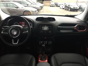 2016 Jeep Renegade Trailhawk***Leather,B-up Cam,4x4*** London Ontario image 11