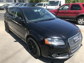 2010 Audi A3 4dr HB S tronic quattro 2.0T WE FINANCE EVERY ONE.