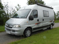 Devon Firebrand 2 Berth Camper Van: Sale Agreed