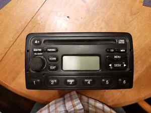 2004 ford focus oem radio Cd player