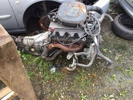 Mercedes 190 2.0 petrol engine