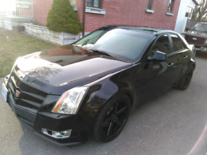 2008 Cadillac CTS $8500 obo/ Trade for Truck