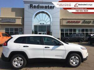 2017 Jeep Cherokee Sport  - $191.84 B/W