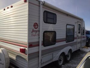 1997 Jayco 20' camper with bunks ..can store for winter