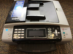 Brother MF-490cw Printer
