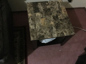 *** 2 END TABLES FOR SALE ***