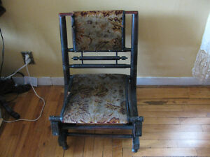 Antique Rocking Chair St. John's Newfoundland image 1