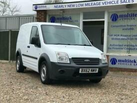 FORD TRANSIT CONNECT 75 T220 FREE NATIONWIDE DELIVERY White Manual Diesel, 2013