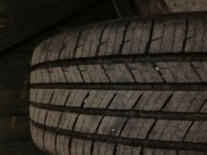 205/55R16 Michelin defenders on rims